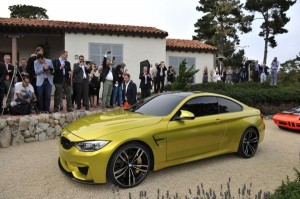 BMW M4 Concept Coupé Critique Automobile