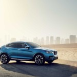 BMW X4 Concept avant Critique Automobile