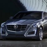 Cadillac CTS 2014 avant Critique Automobile