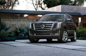 Cadillac Escalade 2015 Critique Automobile avant