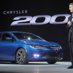 Chrysler 200 2015 Critique Automobile
