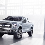 Ford Atlas Concept F-150 2015 Critique Automobile
