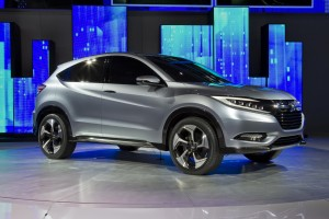Honda HR-V 2015 Critique Automobile Urban SUV Concept