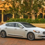 Kia K900 2015 avant Critique Automobile