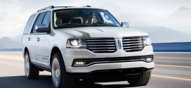 Dévoilement du Lincoln Navigator 2015 avant Chicago