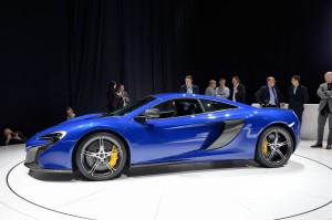 McLaren 650S coupé 2014 Critique Automobile