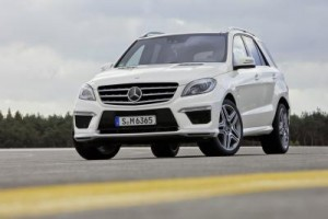 Mercedes-Benz ML63 AMG 2013 Critique Automobile