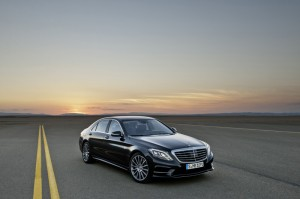 Mercedes-Benz S550 4Matic 2014 essai routier avant 2 Critique Automobile