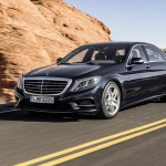 Mercedes-Benz S550 4Matic 2014 essai routier avant Critique Automobile
