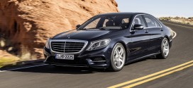 Essai de la Mercedes-Benz S550 4Matic 2014