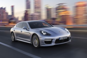 Panamera Turbo Executive