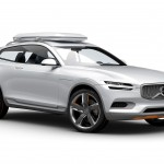Volvo Concept XC Coupe avant Critique Automobile